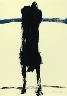 Ohne Titel, 1997 | Acryl auf Papier | 59,5 x 42 cm | Ref. 904/FB
