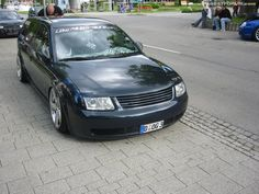 Who has pictures of the MOST modified Passat? B5 & B5.5! - Page 2