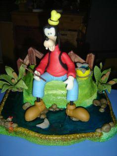 Goofy Cake