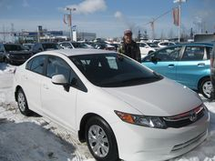 Congrats to you Jean on your beautiful 2012 Civic LX! You & your family enjoy!