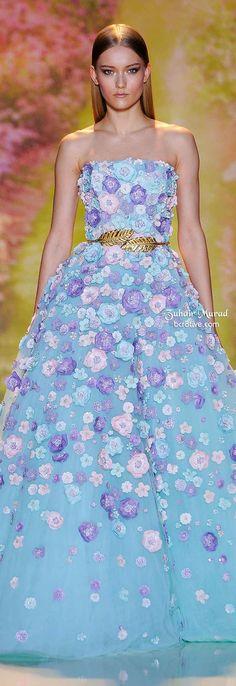 Zuhair Murad Spring 2014 Haute Couture