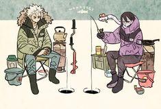 Manga Games, Anime Style, Me Me Me Anime, Haikyuu, Anime Characters, Fan Art, Comics, Twitter, Display