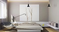 Certainly, everyone will need Amazing Home design to decorate their Home. If you would, you may check Find Out The An Awesome Minimalist Bedroom Decor Which Embrace A Simple and Comfort Design to help you find out Amazing Home based on your favorite. Minimal Bedroom Design, Simple Bedroom Design, Modern Bedroom Decor, Master Bedroom Design, Minimalist Bedroom, Bedroom Designs, Minimalist Design, Minimalist Chic, Minimalist Painting