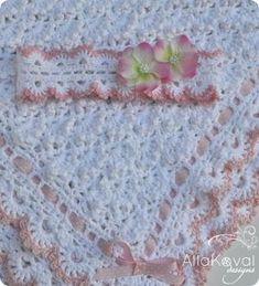 Fluffy Clouds. Crochet Baby Blanket Pattern for Babies & Kids   My Little CityGirl by Mechelle Aymond Janecek