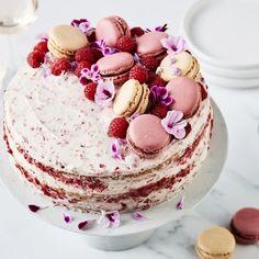 Vanilla Cake, Baking, Desserts, Food, Tailgate Desserts, Deserts, Bakken, Essen, Postres