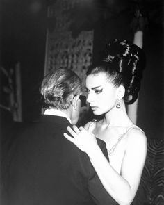 Isabella Rossellini by Steven Meisel