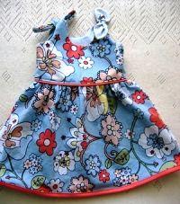 Free Sewing Patterns: baby