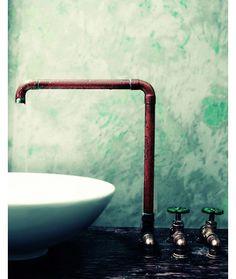 contemporary bathroom by flickr.com