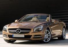 Luxury cars rental – Mercedes SL