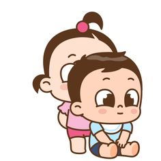 Cute Couple Cartoon, Cute Cartoon Characters, Cartoon Gifs, Baby Cartoon, Cute Cartoon Wallpapers, Cute Love Images, Cute Love Gif, Cute Cat Gif, Emoji Pictures