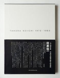 Tahara Keiichi 1973-1983 | 田原桂一