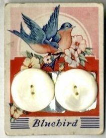 Pearl Button Card with...