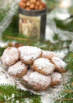 Mormors småkakor: 7 supergoda klassiker | Land Christmas Sweets, Christmas Baking, Christmas Ideas, Fika, Something Sweet, Food And Drink, Cookies, Breakfast, Desserts