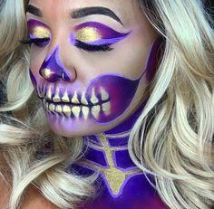 15 Jaw Dropping Halloween Makeup Ideas