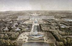 ArtChist: Palacio de Versalles | Organización e influencias ...