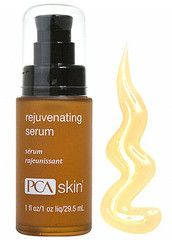 PCA Rejuvenating Serum - Anti-aging product. This ultimate age-defying serum uses epidermal growth factor (EGF) technology to stimulate cell proliferation and skin renewal. $88   www.pristineclinicalskincare.com