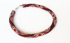 This item is unavailable Bead Crochet, Crochet Necklace, Beaded Necklace, Boutique, Beads, Bracelets, Jewelry, Design, Beaded Collar