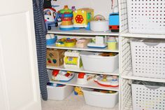 What DID we do all day?: Toy Rotation: A Toy Library