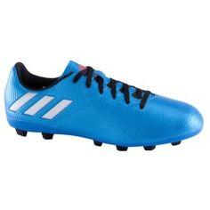 Football Boots Football - Messi 16.4 Kids football boots - Blue ADIDAS - Football
