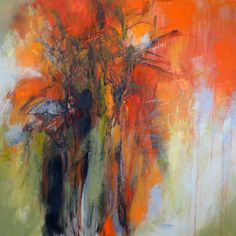 Love this acrylic painting from Ugallery. Possibilities by Debora Stewart. Abstract Format, Abstract Canvas, Abstract Paintings, Landscape Artwork, Abstract Landscape, Encaustic Art, Painting Techniques, Online Art Gallery, Abstract Expressionism