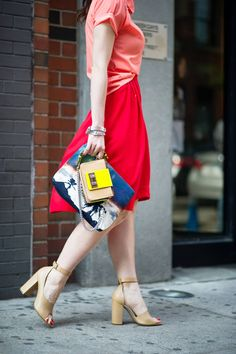 Street Style From New York Fashion Week, Day Two - The Cut
