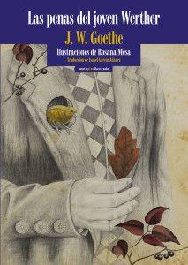 """Las penas del joven Werther, de J.W. Goethe Una reseña de Leire Kortabarria http://www.librosyliteratura.es/las-penas-del-joven-werther… Quien quiera saber rápidamente en qué consistió el Romanticismo debe leer Las penas del joven Werther (muy adecuadamente, creo yo, traducido del original alemán, en lugar de """"las cuitas"""" o """"las aventuras"""", título éste inexplicable para mí)."""