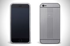 Say Goodbye To Bendgate With This Solid Titanium iPhone 6 Case #iPhone