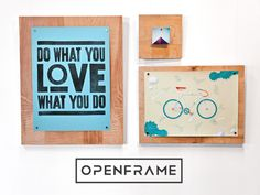 OpenFrame: A simple, flexible way to display prints & photos by Jeff Sheldon & Matthew Smith — Kickstarter