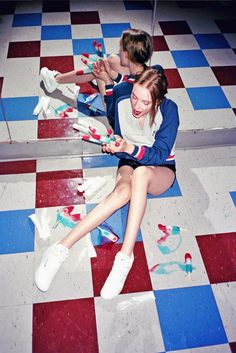 Urban Outfitters by Charlie Engman #fashion#photography #art_direction
