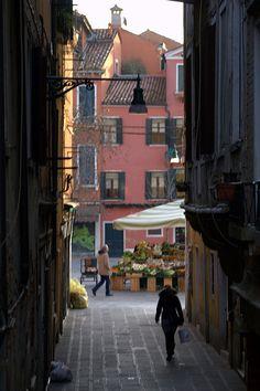 Campo Santa Margherita - Venice, Italy