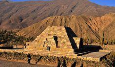 Pucará de Tilcara, en la Quebrada del Humahuaca, Jujuy.