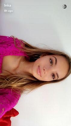 Inka Williams || Snapchat (April 11, 2017) Inka Williams, Snapchat, Beautiful People, Pretty, April 11, Beauty, Handsome, Fashion, Templates