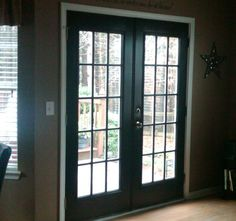 Stars & Simplicity: French Door Project