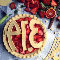 this tribute to the awesomeness that is Pi (and Pie)! If you get a chance, stop by a local bakery and give your support those who have been slaving away to bring pie to the masses on the special day. ❤️ #pie #pieart #pieday #piday #pastry #dessert #baking #fromscratch #typography #pursuepretty #onmytable #foodpic #foodstagram #instabake #ilovepie #feedfeed #gloobyfood #thekitchn #buzzfeedfood #huffposttaste #eatmorepie #jojoromancer