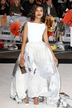 YOUR FASHION CHIC - Jill Milan Luxury Clutch and Celebrities: Kerry Washington