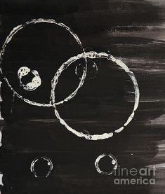 Circles of Life - Andrea Anderegg #abstractart