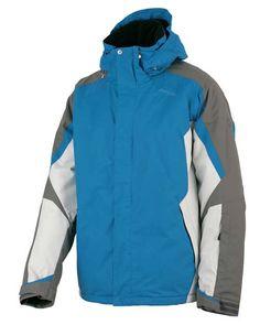 Columbia Delirium Dive Parka Mens Deep Blue Jacket Coat   Mens ...