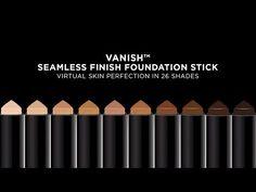 Vanish Seamless Finish Foundation Stick   Hourglass Cosmetics