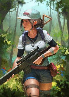 survivor, SYAR . on ArtStation at https://www.artstation.com/artwork/survivor-63070598-6fe9-4c4e-aa10-b00ee641b544