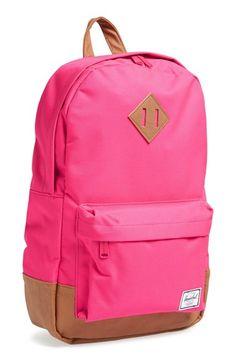 Herschel backpack | Arm Candy a la #Nordstrom #GreenHills #TN #Handbags #MichelleSchwantes