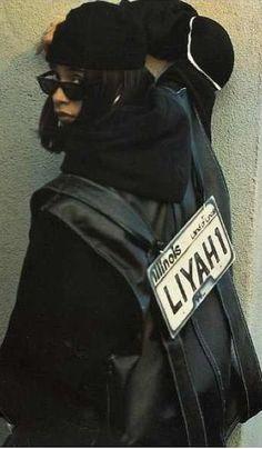 Aaliyah 90s Fashion | Aaliyah ---- 90's Style