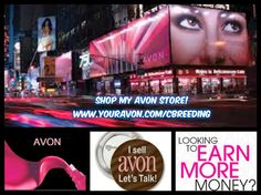 Avon Adventures-CharBreeding: Buy or Sell AVON!!! To sign up go to www.startavon.com and enter reference code: cbreeding