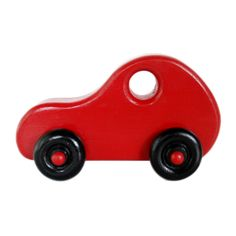 Wooden Car Wood Toy Car by theredbirdshop on Etsy