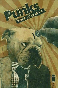 #Punks The Comic #2 Cover A Kody Chamberlain - Midtown Comics