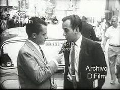 Enrique Luis Discepolo en Buenos Aires - Reportaje a Julio Lagos 1968 + @dailymotion Lakes, Buenos Aires, Argentina, Argentine Tango, Celebs