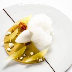 "1,165 mentions J'aime, 18 commentaires - Ramon Morató (@ramonmorato) sur Instagram : ""Zéphyr Caramel Dessert Panna Cotta with Zephyr Caramel and licorice, Zephyr Caramel blondie,…"""