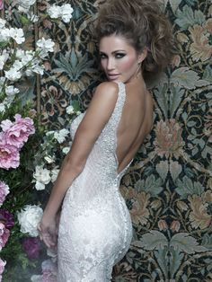 Allure Couture Bridal Gowns available at Nikki's Glitz and Glam!