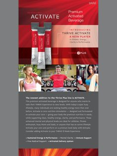 ACTIVATE by le-vel thrive! http://ksouth.le-vel.com/