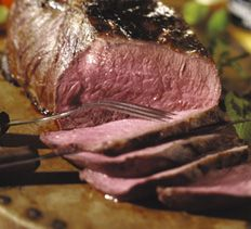 Main Courses - Beer-Marinated Grilled Steak