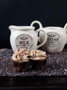 Tomándome un respiro... minicupcakes de café